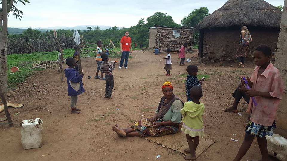 God's Presence in Swaziland, The Village Christian Church MIssion Trip