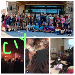 High school students from MInooka Community High School and surrounding schools travelled to Ohio for a week long conference called CIY MOVE