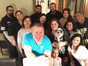 Lifegroups are a place to have fun with friends.