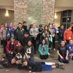 Minooka junior high students went to SuperStart in Bloomington