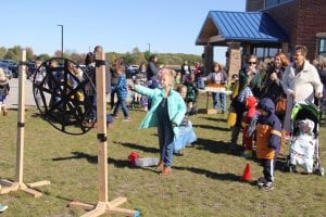Family fun at the Fall Festival at The Village Christian Church in Minooka,IL