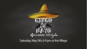 The Cinco De Mayo Gala will raise money for local, regional, and global missions.