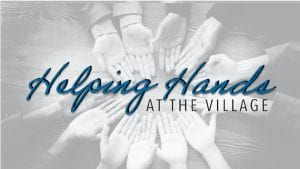 Helping Hands pairs people's gifts and needs.