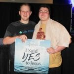 Students Are Saying Yes To Jesus At The Village