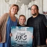 Saying Yes To Jesus