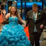 Night to Shine - a prom experience for those with special needs. The Village Christian Church in Minooka, IL is a host for this event.