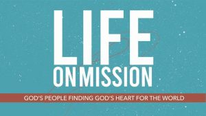 Life On Mission will offer clear Bible teaching to equip you to share your faith with others.