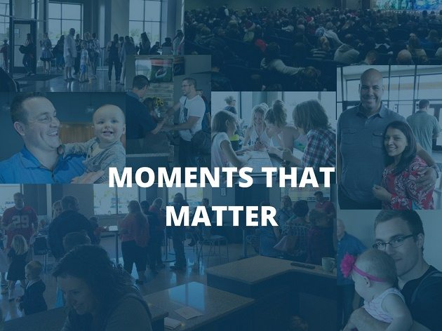 Moments that Matter - Invite a friend to church at The Village Christian Church in MInooka