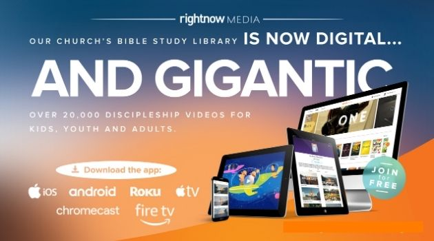 Rightnow Media Video Library is available for you as an attender of The Village. It's a library of videos that you can stream. Media is available for you as an attender of The Village. It's a library of videos that you can stream.
