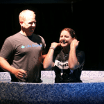 Baptism at The Village Christian Church in MInooka, IL is a celebration to publicly profess that you've made a decision and commitment to accept and follow Jesus Christ.