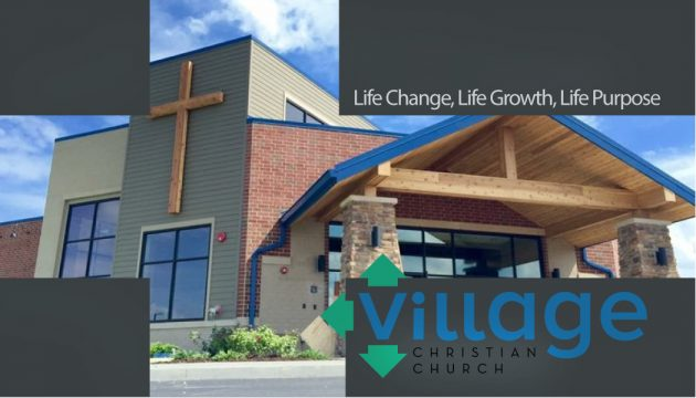 The mission of The Village Christian Church in MInooka, Illinois is to be a catalyst for Life CHange, Life Growth and Life Purpose.