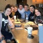 Pulse Students at A Chipotle Fundraiser for Feed My Starving Children