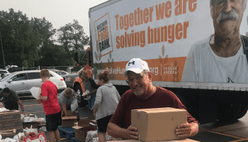 serving opportunities with The Village Christian Church